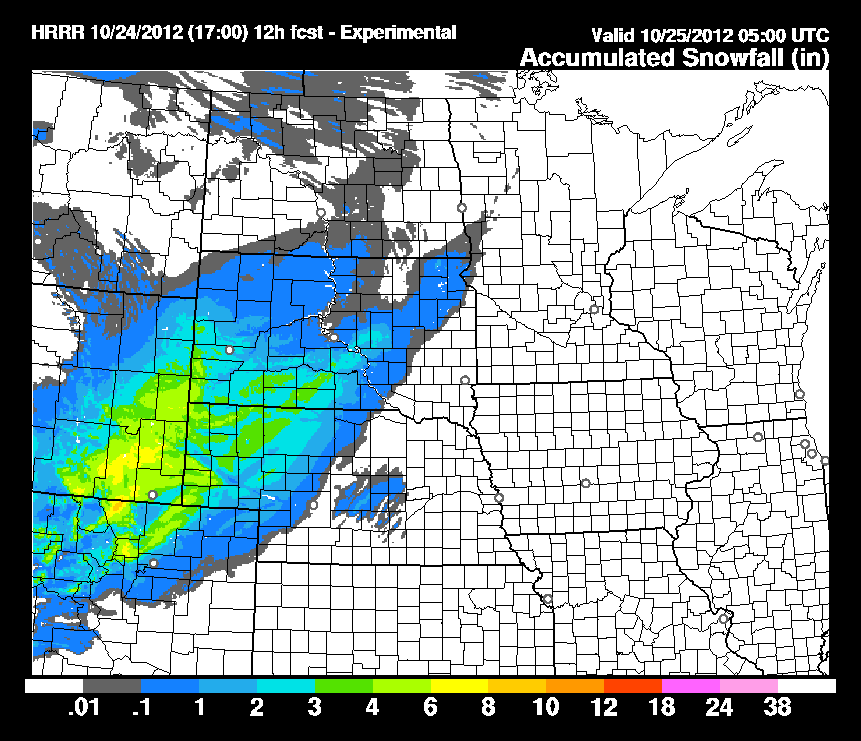 Long Range Forecasts Snow Day
