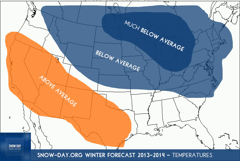 Winter Forecast 2013-2014 : Let's finish what we got started